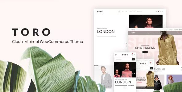 Toro 1.0.2 - Clean, Minimal WooCommerce Theme