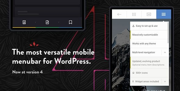 Touchy 4.0 - WordPress Mobile Menu Plugin