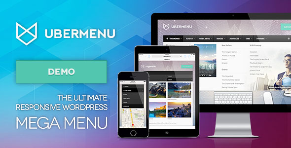 UberMenu 3.7.2 - WordPress Mega Menu Plugin