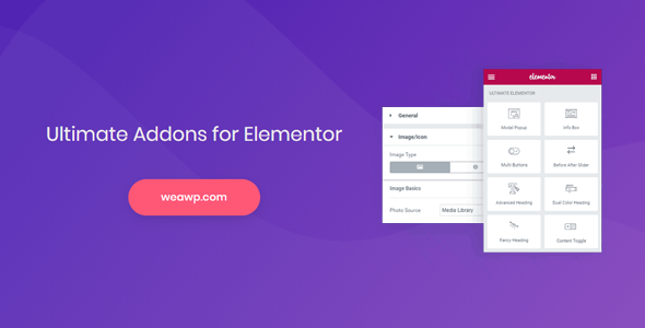 Ultimate Addons for Elementor 1.26.4 Nulled