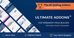Ultimate Addons for WPBakery Page Builder 3.19.6 Nulled