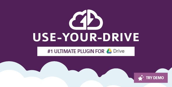Use-your-Drive 1.15.6 Nulled - Google Drive plugin for WordPress