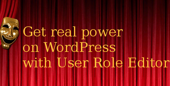 User Role Editor Pro 4.57.1 - WordPress Plugin