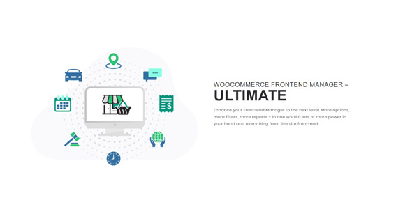 WooCommerce Frontend Manager Ultimate (WCFM) 6.5.3
