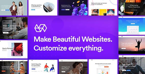 Webify 4.4 Nulled - All-in-One Elementor WordPress Theme