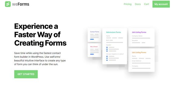 weForms Pro 1.3.11 - Contact Forms for WordPress Plugin