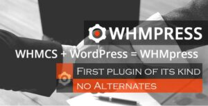 WHMpress 5.0 (Revision 5) - WHMCS WordPress Integration Plugin Nulled