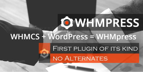 WHMpress 5.4 (Nulled) - WHMCS WordPress Plugin