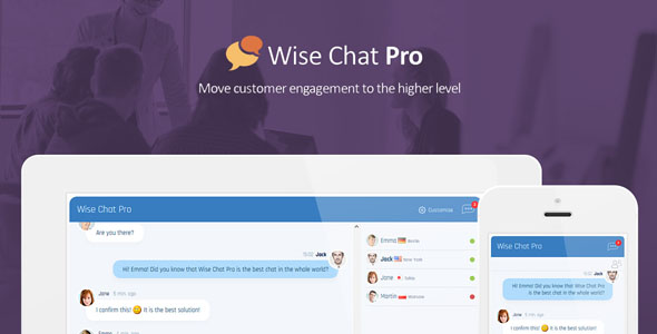 Wise Chat Pro plugin for WordPress 2.3.1