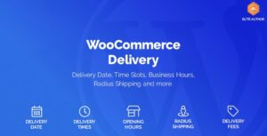 WooCommerce Delivery 1.1.0 - Delivery Date & Time Slots
