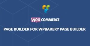 WooCommerce Page Builder For WPBakery 3.3.9