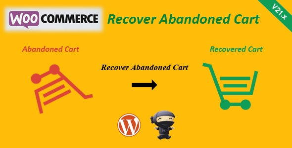 WooCommerce Recover Abandoned Cart 22.4