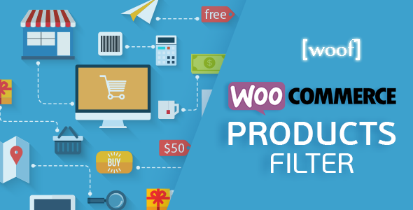 Woof 2.2.3 - WooCommerce Products Filter