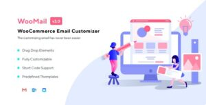 WooMail 3.0.8 - WooCommerce Email Customizer