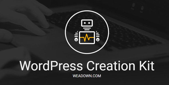 WordPress Creation Kit 2.6.0 - Custom Fields and Custom Post Types Plugin