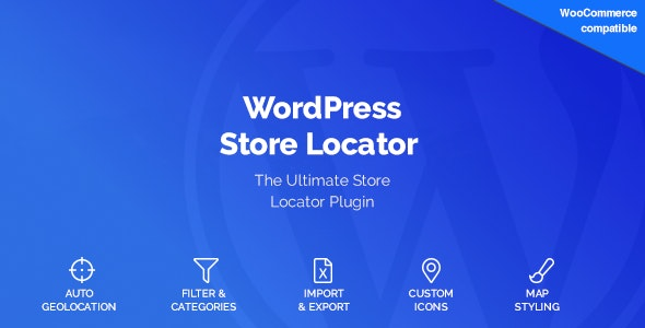 WordPress Store Locator 1.12.1