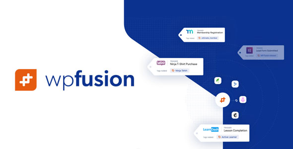 WP Fusion 3.34.1 Nulled - Marketing Automation for WordPress Plugin