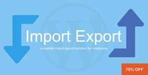 WP Import Export 3.0.1 Nulled
