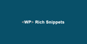 WP Rich Snippets 1.4.9 Nulled - WordPress Snippet Plugin