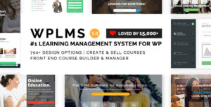 WPLMS 3.9.2 - Learning Management System for WordPress Theme