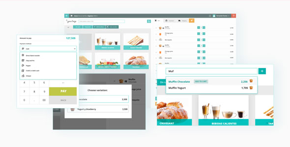 YITH Point of Sale for WooCommerce (POS) 1.0.5 Nulled