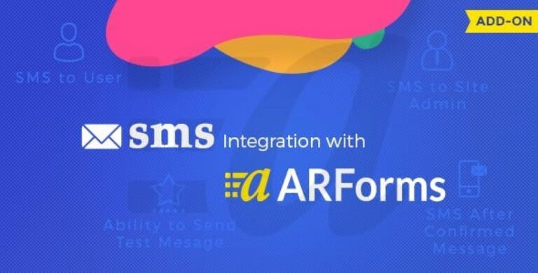 ARForms-SMS-Add-on-Nulled-Download