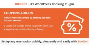 Bookly-Coupons(Add-on)-Nulled-Download