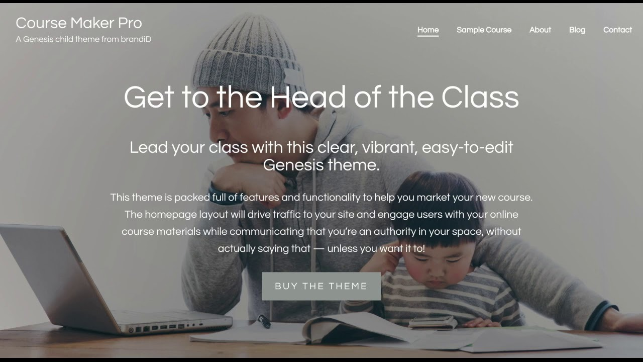 Course-Maker-Pro-Nulled-Genesis-Child-Theme-Download