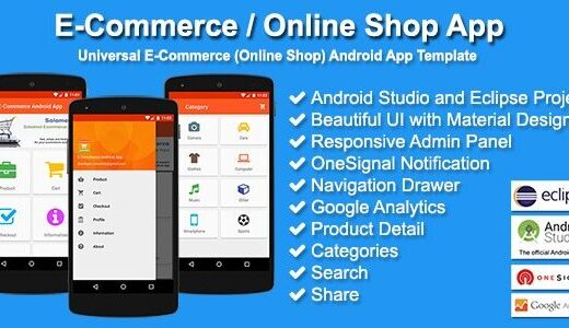 E-Commerce-Online-Shop-App-Nulled-Download