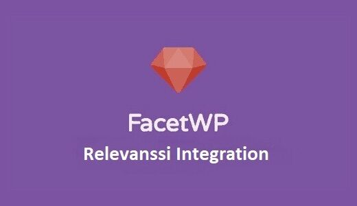 FacetWP-Relevanssi-integration-Add-on-Nulled-Download