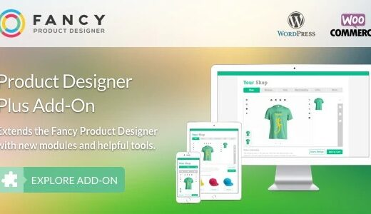 Fancy-Product-Designer-Plus-Add-On-Nulled-Download-GPL
