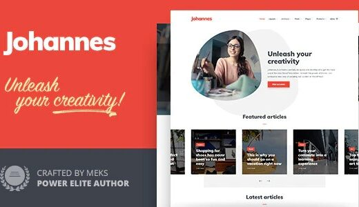 Johannes-Personal-Blog-Magazine-WordPress-theme-Nulled-Download