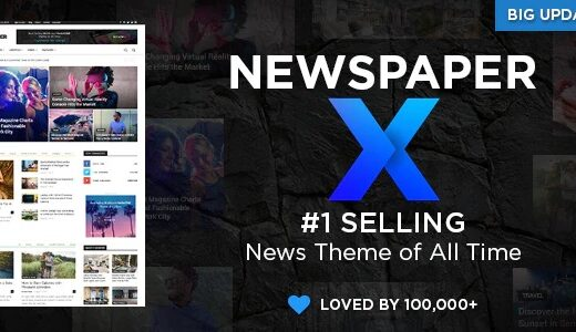 Newspaper-X-Nulled-Download