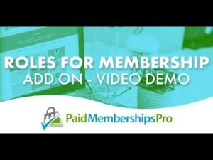 Paid-Memberships-Pro-Roles-Nulled-Download