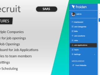 Recruit-SAAS-Nulled-Recruitment-Manager-Download-GPL