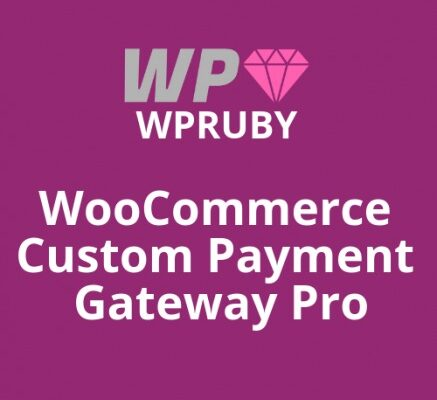 WooCommerce-Custom-Payment-Gateway-Pro-wpruby-Nulled-Download