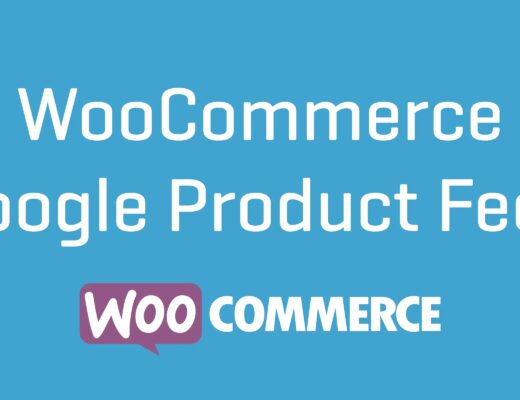 WooCommerce-Google-Product-Feed-Nulled-Download