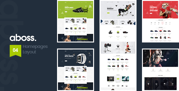 Aboss 1.1.2 - Responsive Theme for WooCommerce WordPress