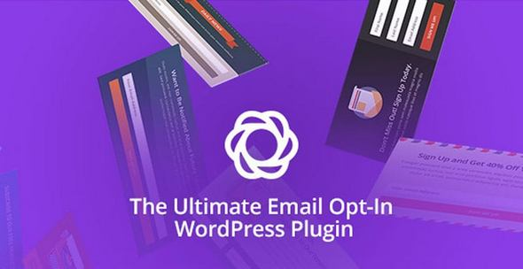 Bloom 1.3.7 - Email Opt-In Plugin For WordPress