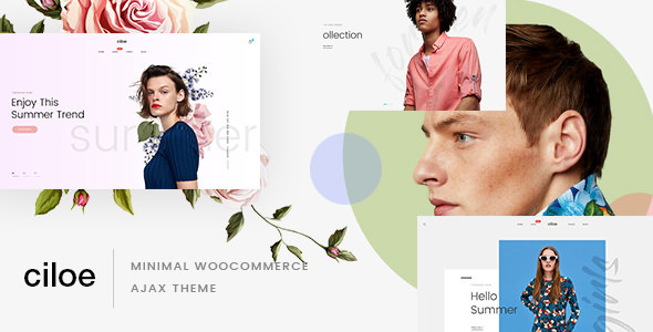 Ciloe 1.2.1 - Multipurpose WooCommerce Theme