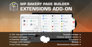 Composium 5.4.1 - WPBakery Page Builder Extensions Addon