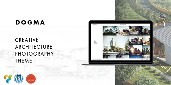 Dogma 2.1 - Responsive Architecture WordPress Theme