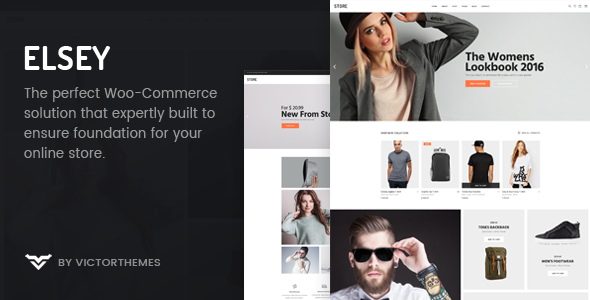 Elsey 1.6 - Responsive eCommerce Theme