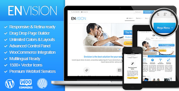 Envision 2.9.0 - Responsive Retina Multi-Purpose Theme