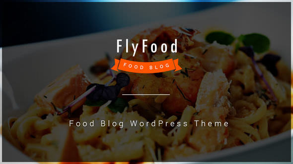 FlyFood 1.0.6 - Catering and Food WordPress Theme