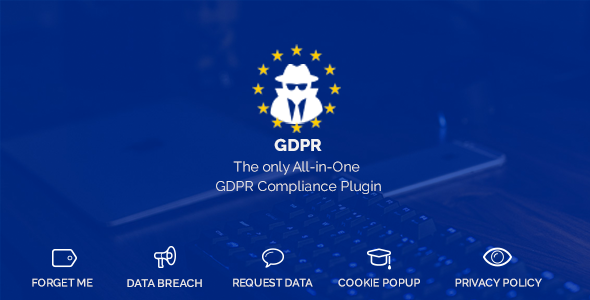 GDPR WordPress Plugin 1.7.-