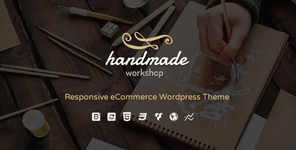 Handmade 4.2 - Shop WordPress WooCommerce Theme