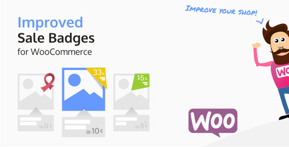 Improved Sale Badges for WooCommerce 3.2.3