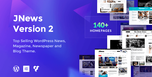 JNews 3.1.0 – One Stop Solution for Web Publishing