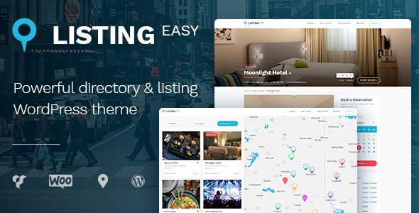 ListingEasy 1.4.8 - Directory WordPress Theme